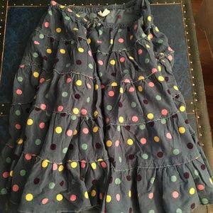 Mini Boden girls skirt